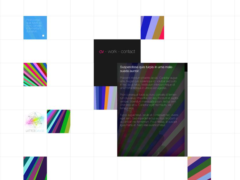 A great web design by Latticegauge, Denver, CO: