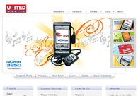 A great web design by shakstyle, Karachi, Pakistan:
