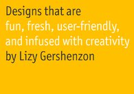 A great web design by LIZYJOY : Web Creative, Chicago, IL:
