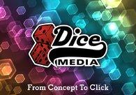 A great web design by Dice Media, Los Angeles, CA: