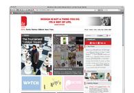 A great web design by Raw Nerve, London, United Kingdom: