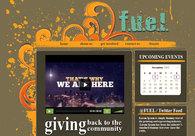 A great web design by CycleSixtySix Studios, Atlanta, GA: