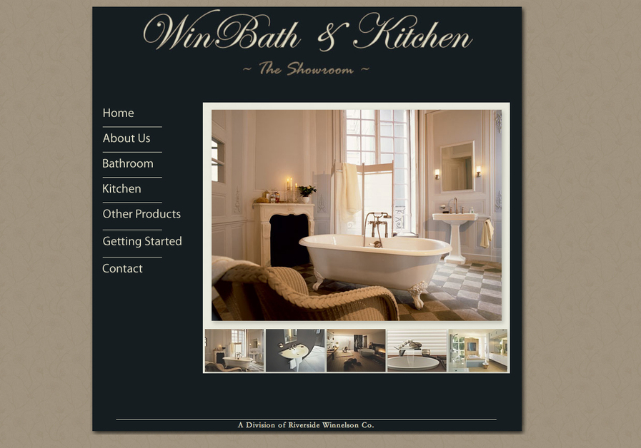 A great web design by Angeles Crest Web, Los Angeles, CA: