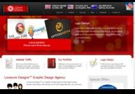 A great web design by Lovecore Designs™, Los Angeles, CA: