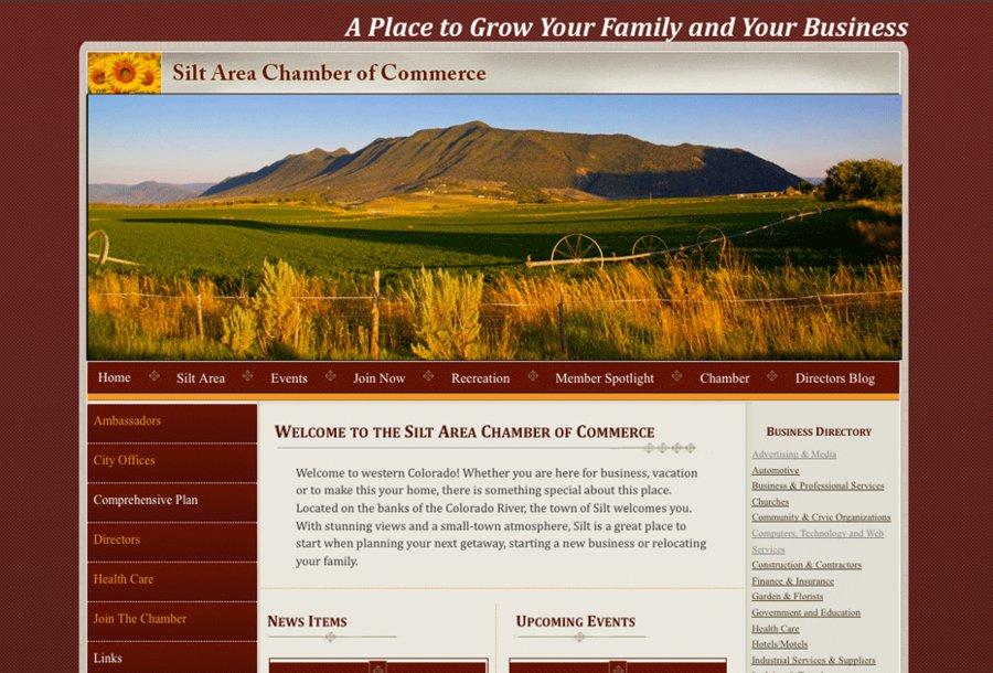 A great web design by Spruce Creek Multimedia, Glenwood Springs, CO: