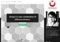 A great web design by minlovecat, Singapore, Singapore: Responsive Website, Portfolio , Internet , Wordpress