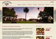 A great web design by Encaffeinated, San Francisco, CA: