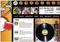 A great web design by Sam Jennings, Seattle, WA: