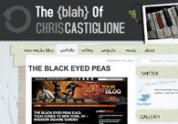 A great web design by Ccastig, New York, NY: