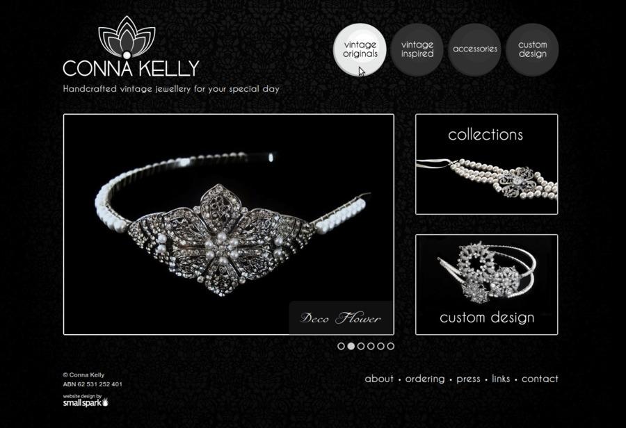 A great web design by Small Spark, Brisbane, Australia: