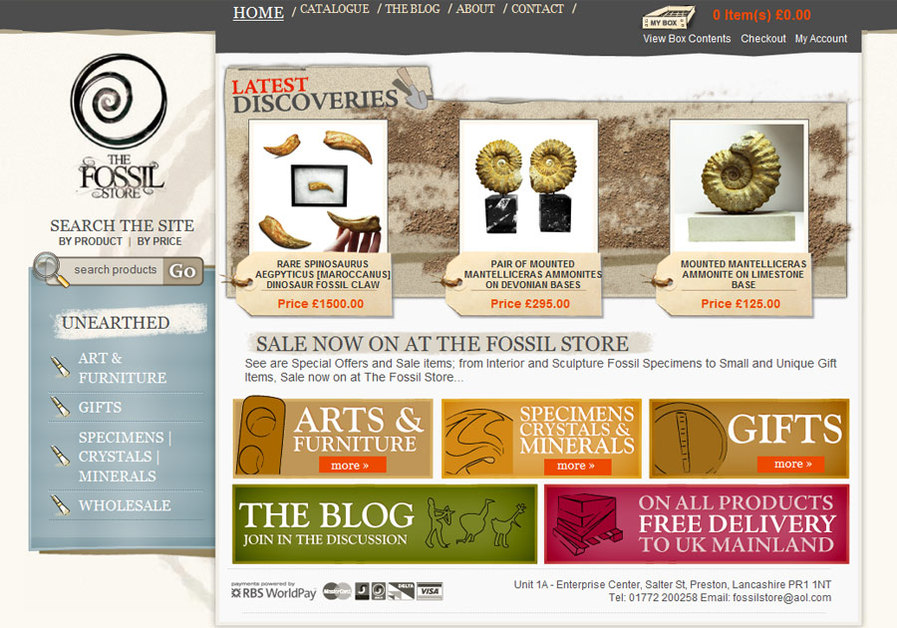 A great web design by Door4, Manchester, United Kingdom: