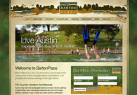 A great web design by Coots Creative, Austin, TX: