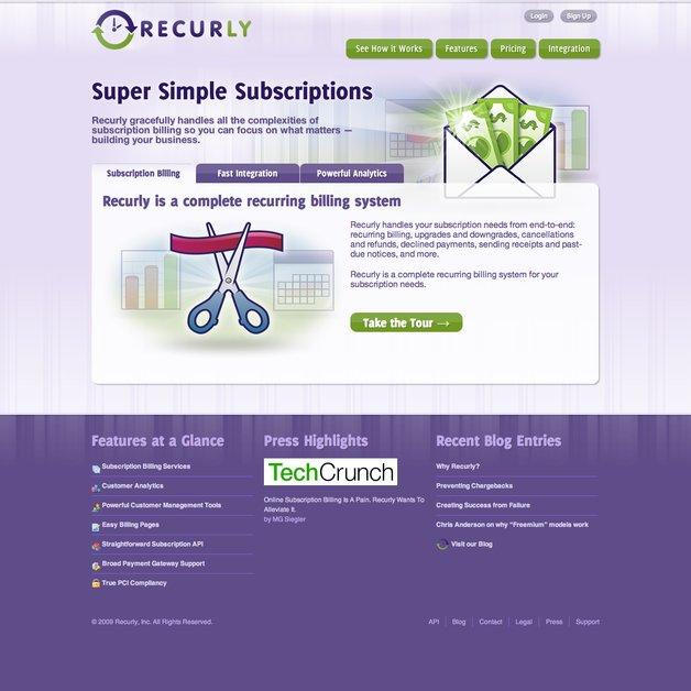 A great web design by William Dodson Design, Washington DC, DC: