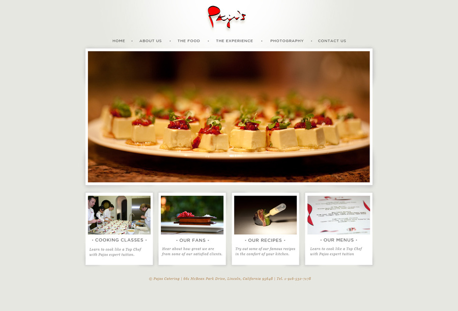A great web design by Modern Digital Business, Sacramento, CA: