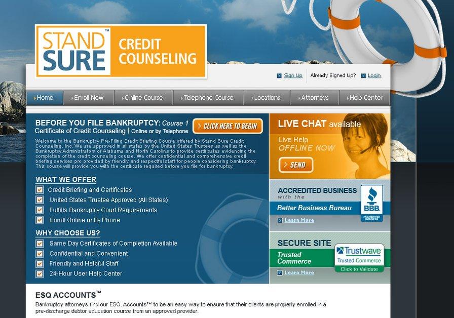 A great web design by thinkjimcreative.com, Rochester, NY: