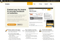 A great web design by ZURB, San Francisco, CA: