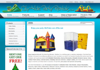 A great web design by FullCartSEO, Houston, TX: