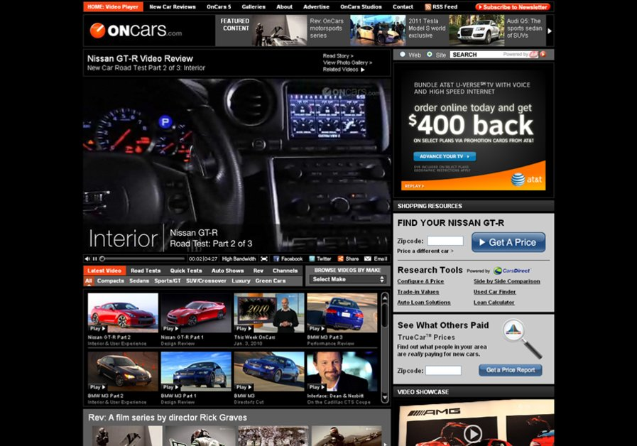 A great web design by INNOVATIVE, Indianapolis, IN: