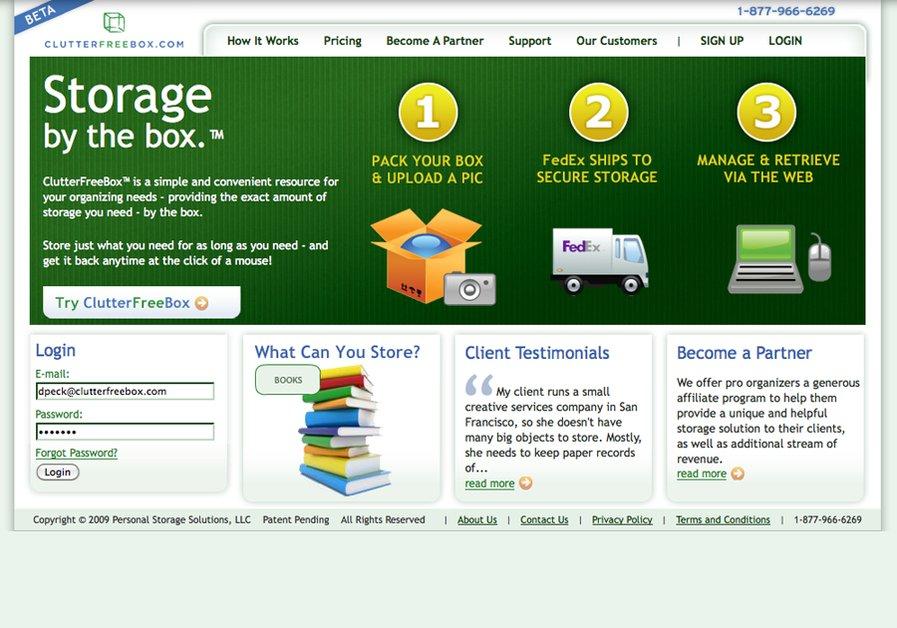 A great web design by Lisa Ellington Design, Charlotte, NC:
