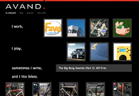 A great web design by Avand., Chicago, IL: