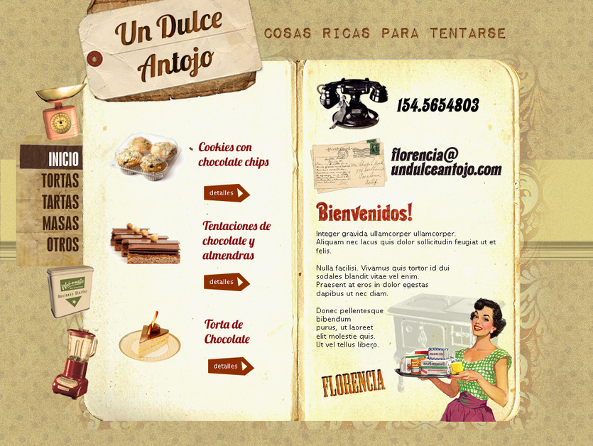 A great web design by Cricava, Buenos Aires, Argentina: