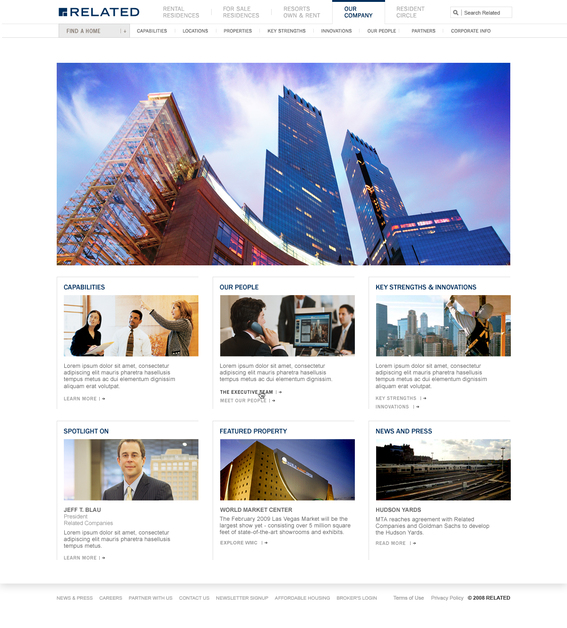 A great web design by Humankind Integrated Marketing, Houston, TX: