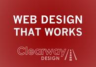 A great web design by Clearway Design, Boston, MA: