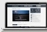 A great web design by Matuvu, Gent, Belgium: