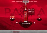 A great web design by arteye, Louisville, KY: