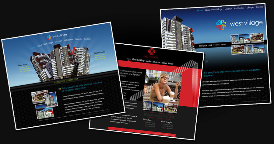 A great web design by Kristen Ashton, Brisbane, Australia: