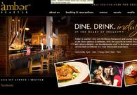 A great web design by Courtney LeMarco Media, Seattle, WA: