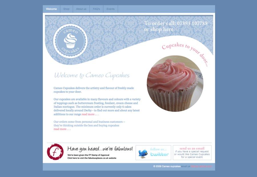 A great web design by Isoblue, Derby, United Kingdom: