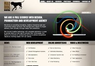 A great web design by Mad Dog Digital, Dublin, Ireland: