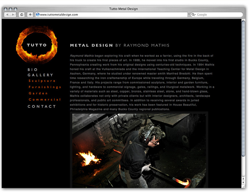 A great web design by ZEEGISBREATHING, Philadelphia, PA: