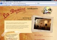 A great web design by Kalli Graphic, Bastia, France: