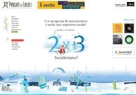 A great web design by Pensieri e Colori, Milano, Italy: