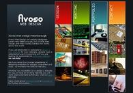 A great web design by Avoso, Peterborough, United Kingdom: