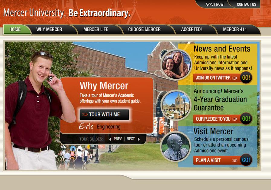 A great web design by Thrid Wave Digital , Macon, GA: