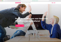 A great web design by 2manydots Nederland, Tilburg, Netherlands: