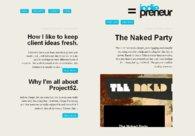 A great web design by indie_preneur, Washington DC, DC: