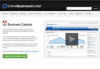 A great web design by OnlineBusinessBuilder: