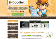 A great web design by Doodlekit, Kansas City, MO:
