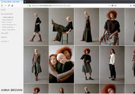 A great web design by Nora Brown Design, Boston, MA: Responsive Website, E-Commerce , Fashion , Other