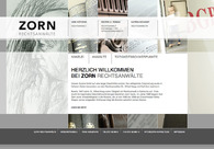 A great web design by Frederic K. Herring Creative Direction and Design, Karlsruhe, Germany: