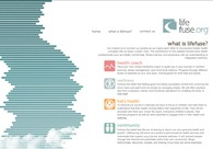 A great web design by PaperNapkin a.k.a Eric Davis, Charlotte, NC: