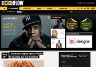 A great web design by Fusion Monarch, Los Angeles, CA: