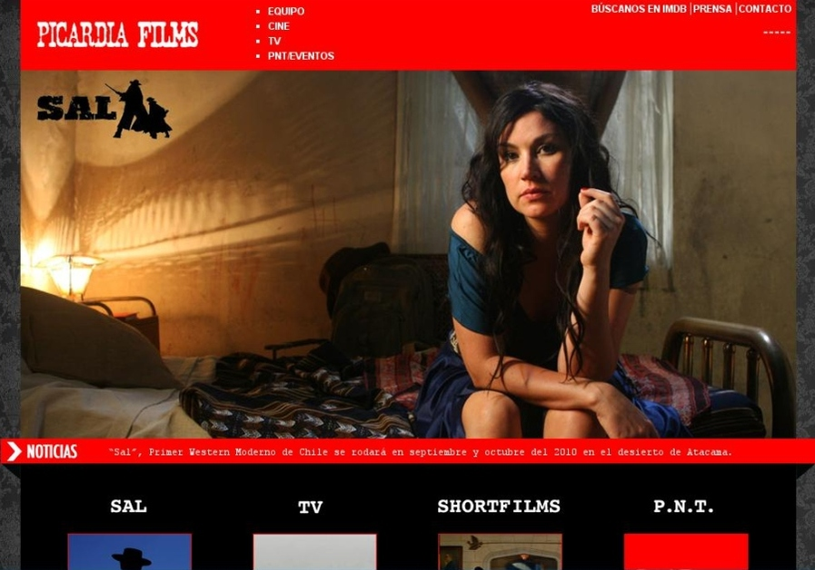 A great web design by The Dub Company, Santiago de Chile, Chile: