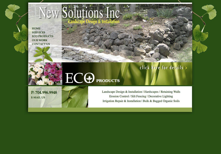 A great web design by NC Web Pros, Charlotte, NC: