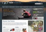A great web design by Allen Creative: