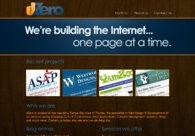 A great web design by dZero Web Design & Development, Tampa, FL: